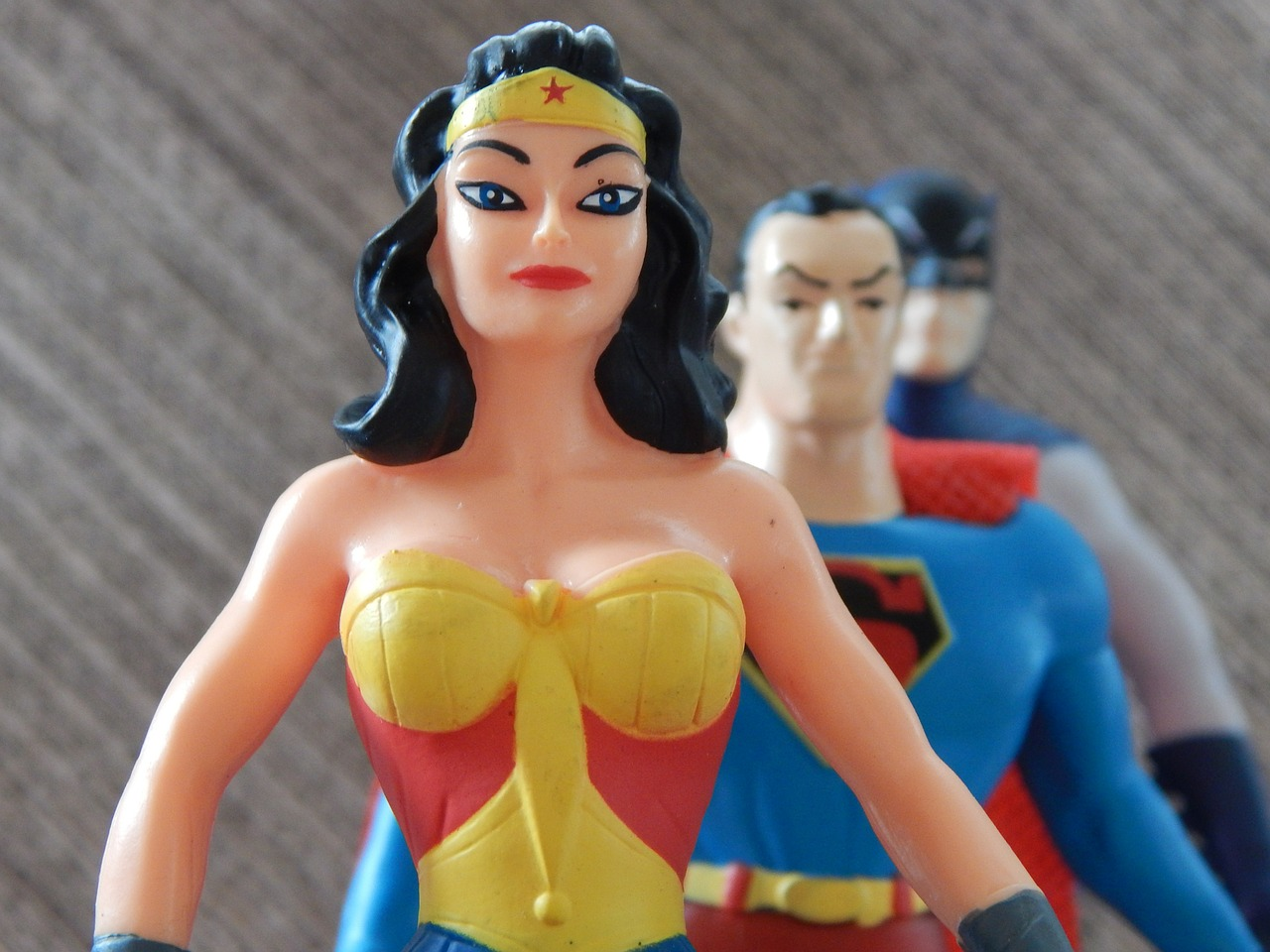My Favourite Superheroes: Know More