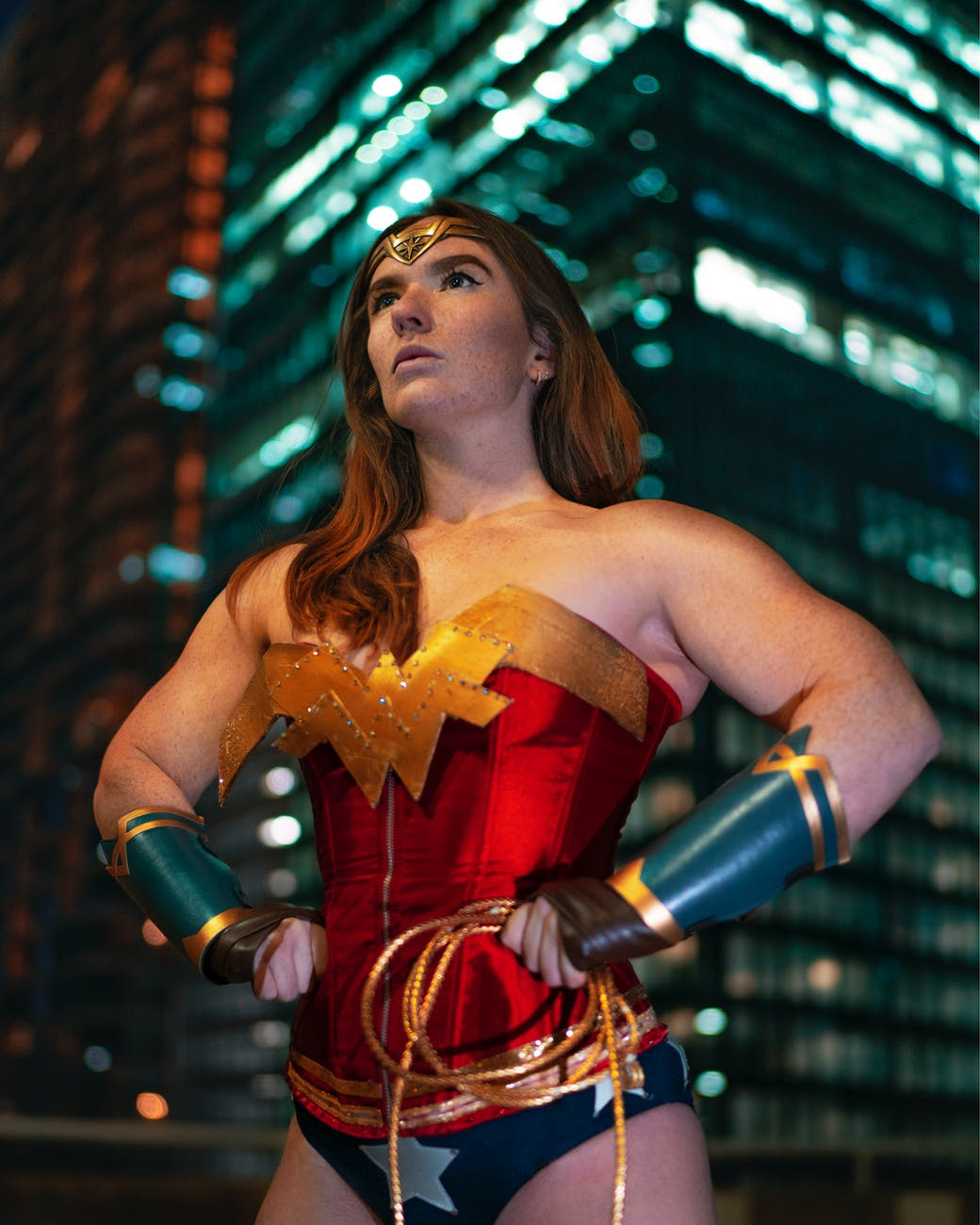 Top 5 Strongest Female Superheroes Of All Time